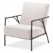 Antico Loki Natural Arm Chair