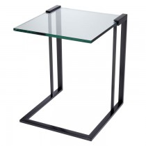 Perry Bronze Side Table