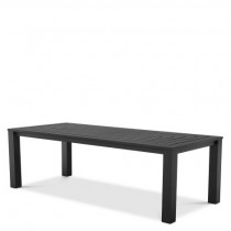 Vistamar Black Dining Table