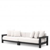 Cap-Antibes Black Sofa