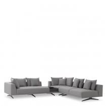 Endless Grey Wool Sofa