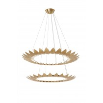 GINGER & JAGGER LEAF SUSPENSION LAMP