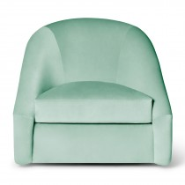 Munna Queen B Swivel Armchair - Customise