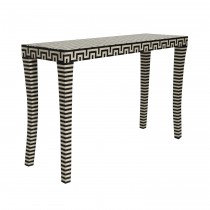 Andes Black & White Console