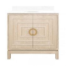 Bixby Cerused Oak Bath Vanity