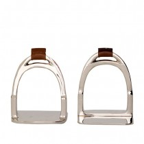 BOOK STAND HORSE SHOE SET OF 2