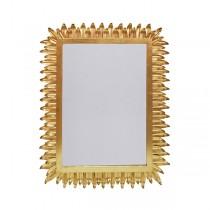 Caesar Gold Leaf Mirror
