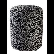 Leopard Stool