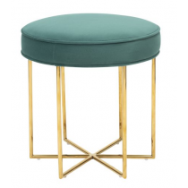 Colin Kaster Lincoln Green Stool
