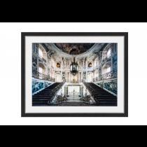 Baroque Grand Staircase Print