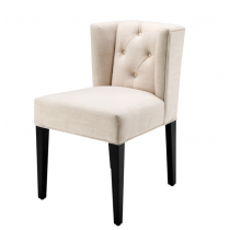 BOCA RATON  CHAIR WHITE