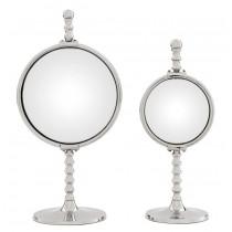 Floyd Nickel Mirror Set of 2