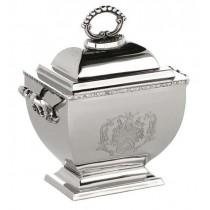 Estella Nickel Jewel Box