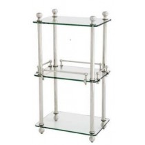 EICHHOLTZ DEVON BATHROOM RACK