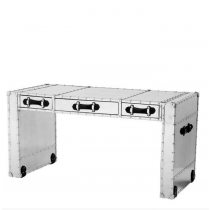 Catalina Aluminium Desk