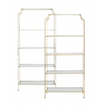 Worlds Away Chloe Etagere