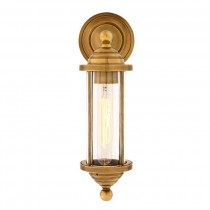 CLAYTON WALL LAMP BRASS
