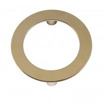 Cooper Circular Brass Hardware