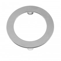 Cooper Circular Nickel Hardware