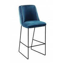 Croix Bar Stool - Multiple Colours/Finishes