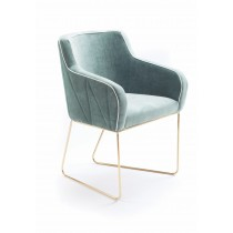 Croix Dining Armchair - Multiple Colours/Finishes