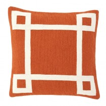 CUSHION HARTLEY ORANGE