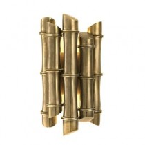 Damian Brass Wall Lamp