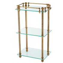 Eichholtz Devon Brass Bathroom Rack