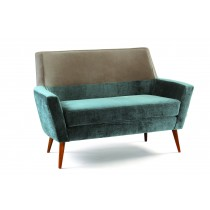 Doble 3-Seater Settee - Multiple Colours/Finishes