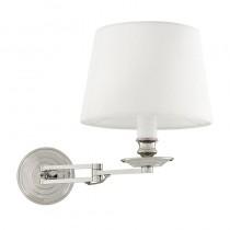 EICHHOLTZ ECLIPS WALL LAMP NICKEL