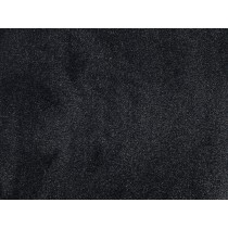 Cannes Black Pitch Rug