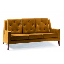 Geo Settee - Multiple Colours/Finishes