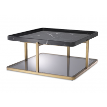 Grant Coffee Table in Black Marble