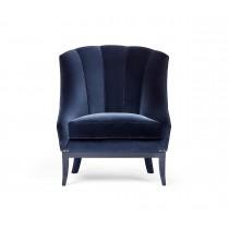 Heritage Velvet Armchair - Customise
