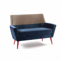 Doble 2-Seater Settee - Multiple Colours/Finishes