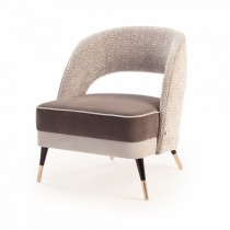 Ava Armchair - Multiple Colours/Finishes