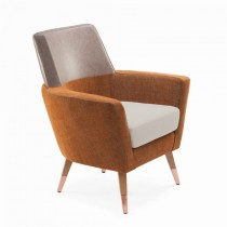 Doble Armchair - Multiple Colours/Finishes