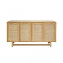 Macon Pine Cabinet