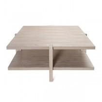 Medford Cerused Oak Coffee Table