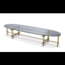Proximity Oval Coffee Table