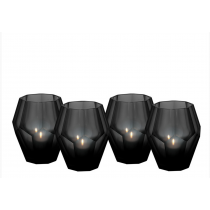 OKHTO TEALIGHT HOLDER SET OF 4