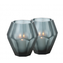 OKHTO CANDLE HOLDER SET OF 2