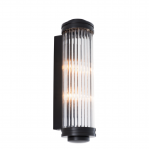 Eichholtz Gascogne gunmetal wall light