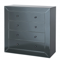 EICHHOLTZ BRERA MIRRORED CHEST