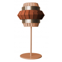 Comb Table Lamp - Multiple Colours/Finishes