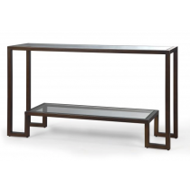 Ming Antique Bronze Console Table