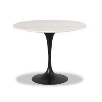 Telma Large Black Dining Table