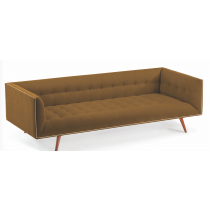 Dust 3-Seater Sofa - Multiple Colours/Finishes