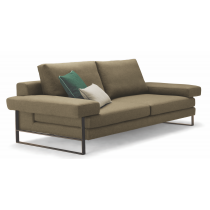Kuadra 3-Seater Sofa - Multiple Colours/Finishes