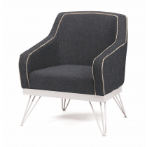 Croix Armchair - Multiple Colours/Finishes